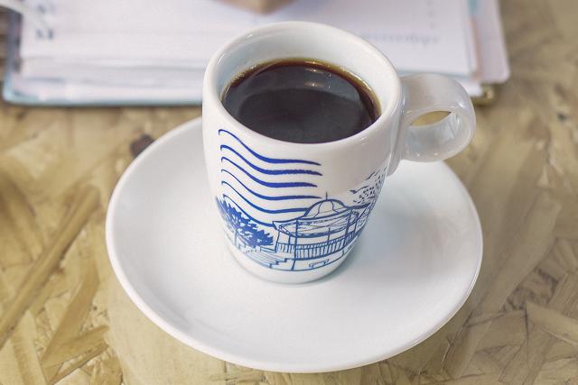 Consultoria Nós e alguns cafés!